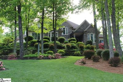 Travelers Rest Single Family Home For Sale: 904 Mountain Summit