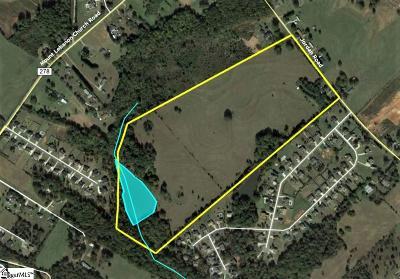 Greer Residential Lots & Land For Sale: 4042 Jordan