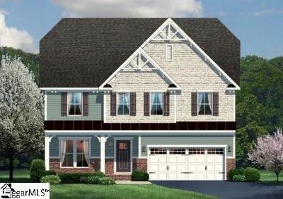 Franklin Pointe Single Family Home For Sale: 324 Bucklebury