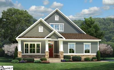 Franklin Pointe Single Family Home For Sale: 356 Bucklebury