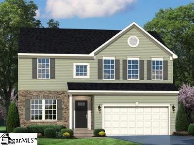 Franklin Pointe Single Family Home For Sale: 357 Bucklebury