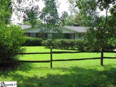 Parkins Mill, Parkins Mill Area Single Family Home Contingency Contract: 133 East Parkins Mill