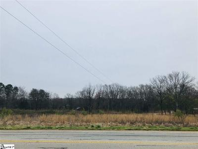 Greer Residential Lots & Land Contingency Contract: 2916 Brushy Creek