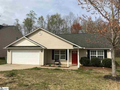 Fountain Inn Single Family Home For Sale: 202 Catterick