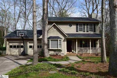 Mauldin Single Family Home Contingency Contract: 104 Keenan Orchard