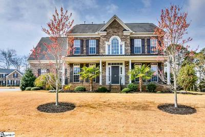 Simpsonville Single Family Home Contingency Contract: 30 Hydrangea