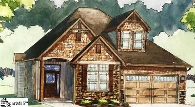 Greenville Single Family Home For Sale: 200 Round Stone