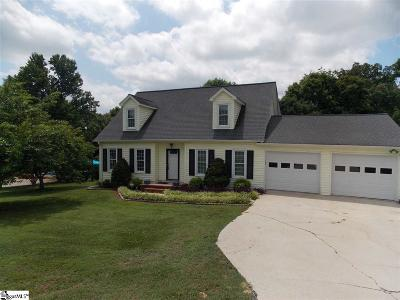 Single Family Home For Sale: 205 Timberlane