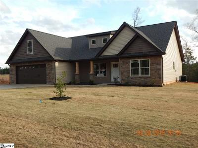 Inman Single Family Home Contingency Contract: 167 Cothran #lot# 2