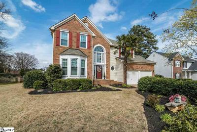 Mauldin Single Family Home Contingency Contract: 9 Sea Oats Inlet