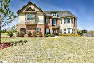 Simpsonville Single Family Home Contingency Contract: 108 Angel Falls