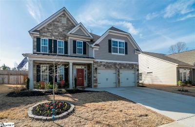 Franklin Pointe Single Family Home For Sale: 135 Willowbottom