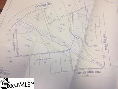 Travelers Rest Residential Lots & Land For Sale: 109 Lipscombe