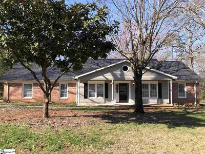Mauldin Single Family Home Contingency Contract: 109 Woodgreen