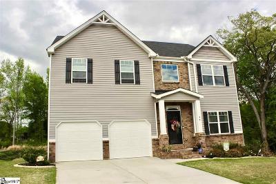 Simpsonville SC Single Family Home For Sale: $254,900
