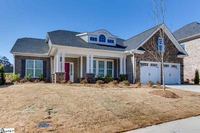 Greenville Single Family Home For Sale: 5 Stafford Green