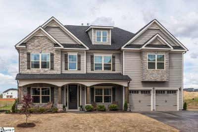 Simpsonville Single Family Home For Sale: 26 Foxmoor