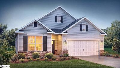 Boiling Springs Single Family Home For Sale: 977 Deepwood #Lot 26