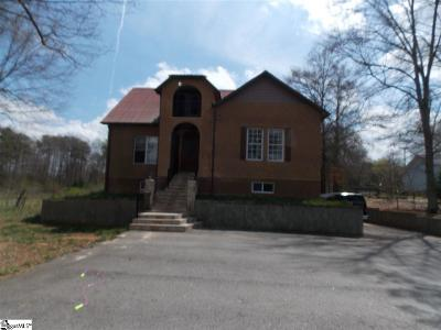 Spartanburg Single Family Home For Sale: 318 Saranac