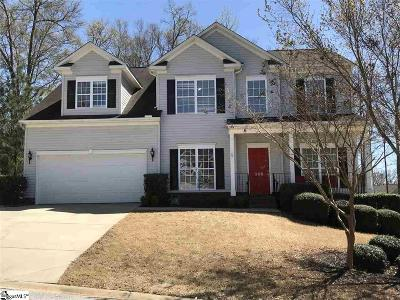 Mauldin Single Family Home Contingency Contract: 205 Woodvine