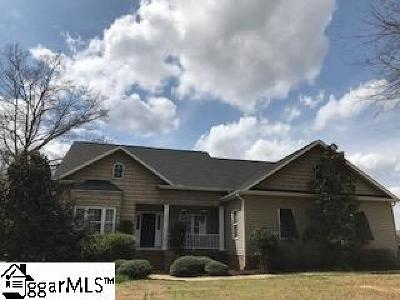 Easley Single Family Home For Sale: 1006 Shiloh