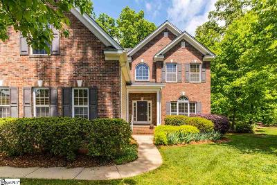 Greer Single Family Home Contingency Contract: 231 Franklin Oaks