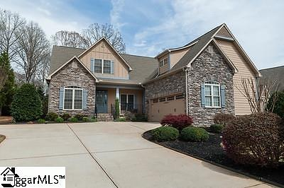 Boiling Springs Single Family Home For Sale: 3047 English Cottage