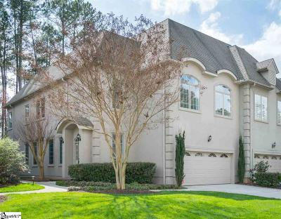 Greer Condo/Townhouse For Sale: 221 Castellan