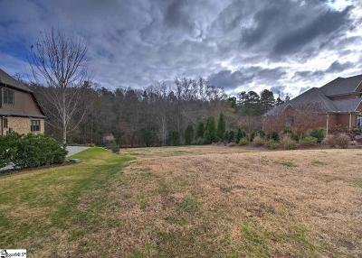 Greer Residential Lots & Land For Sale: 140 Griffith Hill