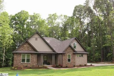 Inman Single Family Home For Sale: 148 S Lake Emory