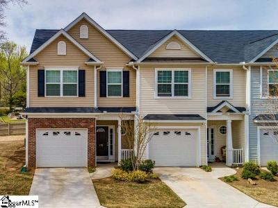 Simpsonville Condo/Townhouse Contingency Contract: 177 Shady Grove