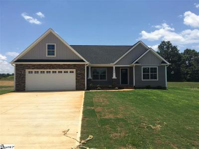Boiling Springs Single Family Home For Sale: 218 Little Man