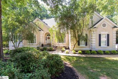 Simpsonville Single Family Home For Sale: 206 Walnut Trace