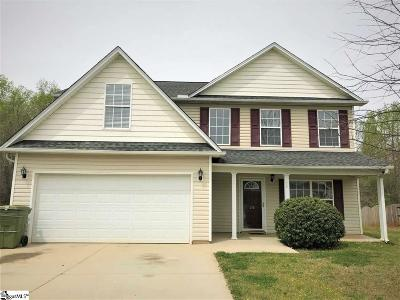 Fountain Inn Single Family Home Contingency Contract: 128 Catterick