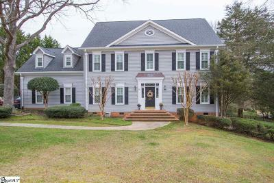 Easley Single Family Home For Sale: 201 Wiltshire