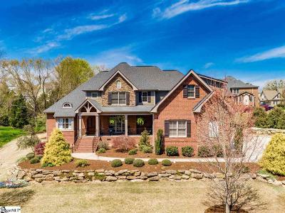 Greer Single Family Home Contingency Contract: 19 Griffith Hill