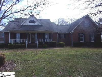 Boiling Springs Single Family Home For Sale: 218 Heather Glen