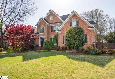 Simpsonville Single Family Home For Sale: 15 Sunning Hill