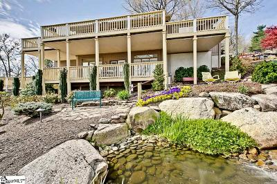 Greenville Single Family Home For Sale: 7 Old Altamont Ridge