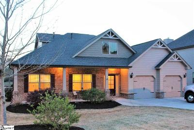 Greer Single Family Home Contingency Contract: 162 Notting Hill