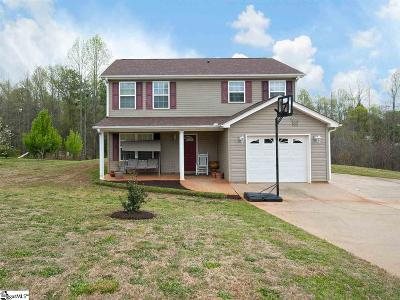 Taylors Single Family Home For Sale: 4 Red Mile