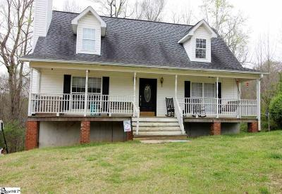 Easley Single Family Home For Sale: 125 Mandy