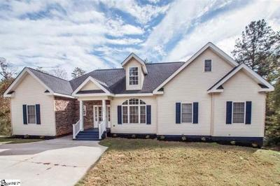 Easley Single Family Home For Sale: 117 Mill Pond