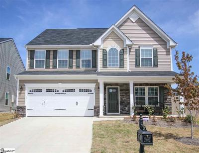 Greenville County Single Family Home Contingency Contract: 202 Sandusky