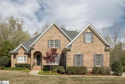 Simpsonville Single Family Home For Sale: 41 Collinsbrooke