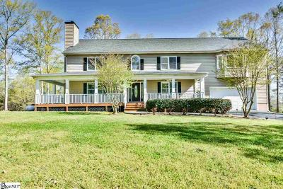 Simpsonville Single Family Home For Sale: 115 Dawn
