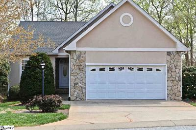 Single Family Home For Sale: 17 Royal Troon