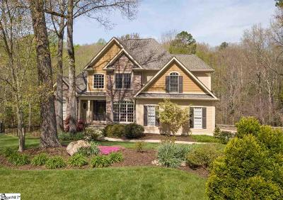 Greer Single Family Home For Sale: 59 Griffith Creek