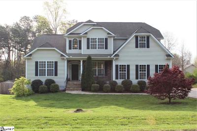 Taylors Single Family Home For Sale: 10 Hammond
