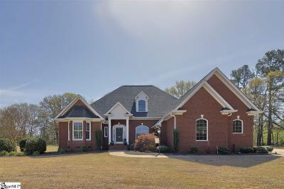 Belton Single Family Home For Sale: 100 Carolina Cup